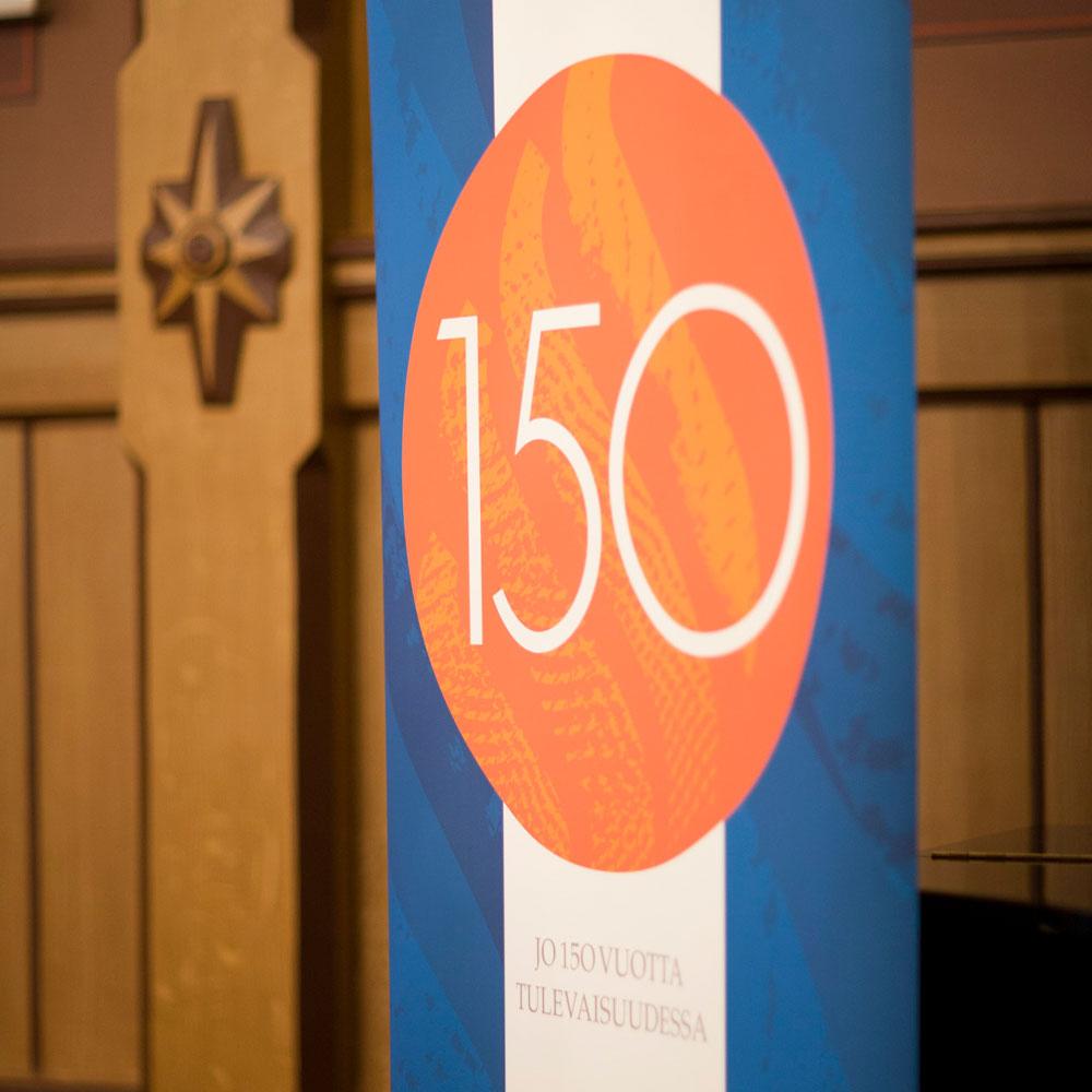 Kauppalaisseuran juhla 150v
